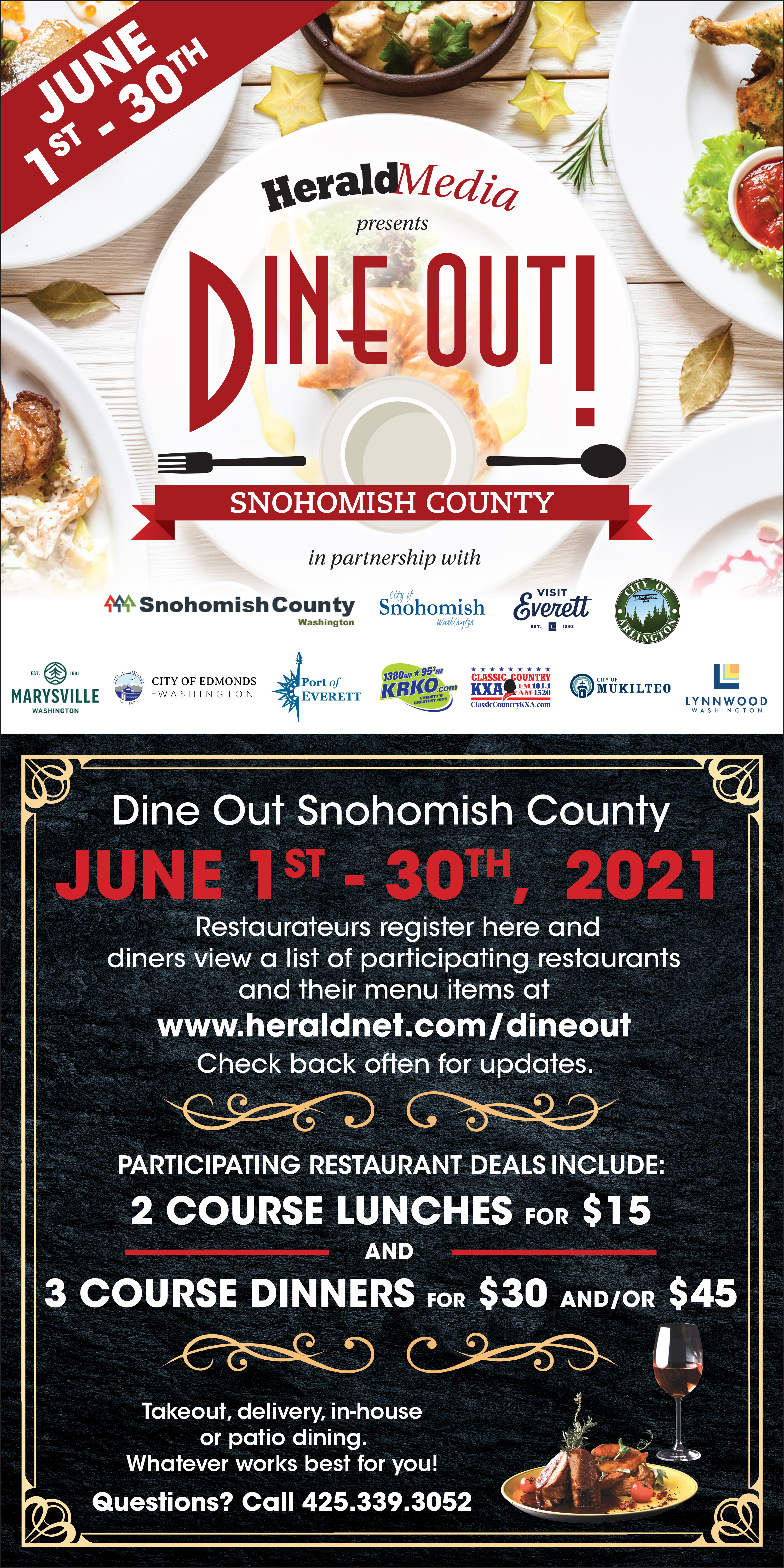 Dine Out Graphic