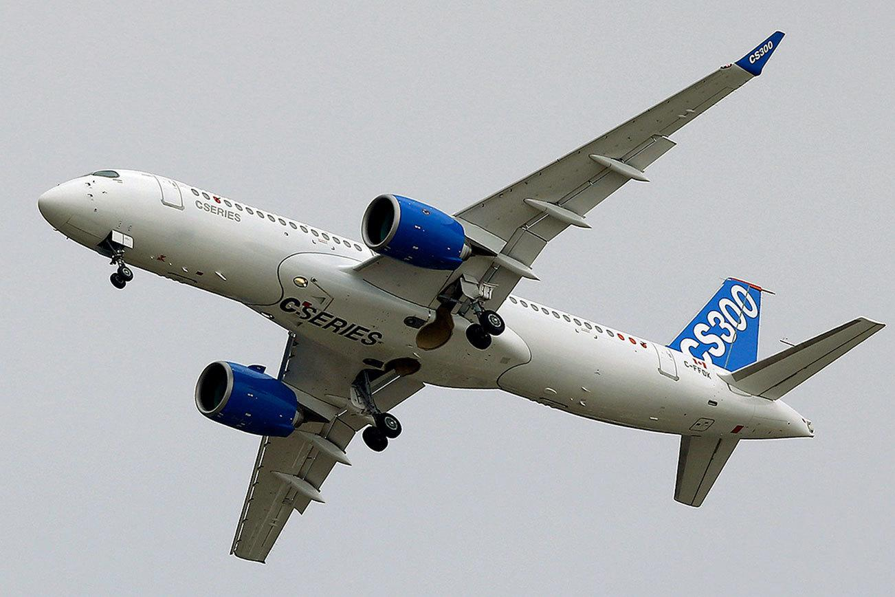 Jetmakers eager to break Boeing's grip on commercial market