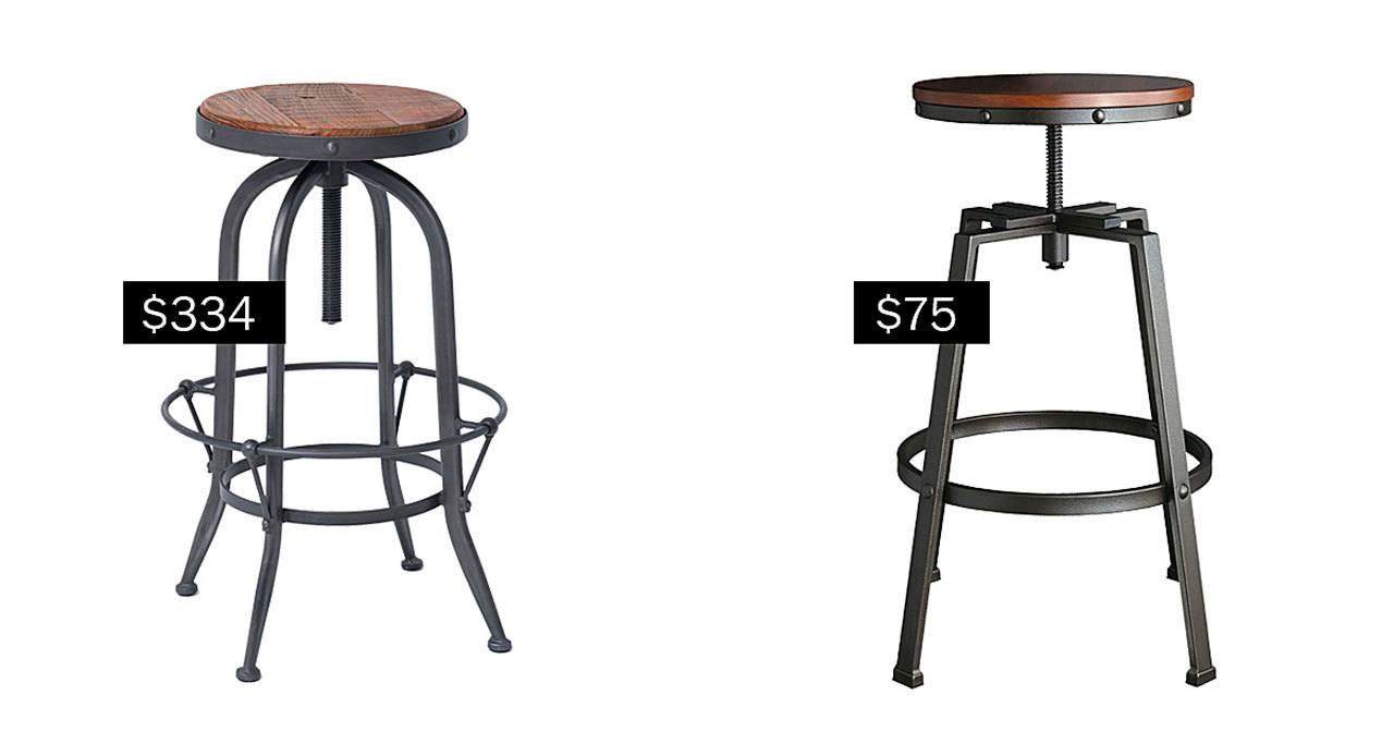 Terrific New Bar Stools Can Update Entertainment Space Heraldnet Com Machost Co Dining Chair Design Ideas Machostcouk