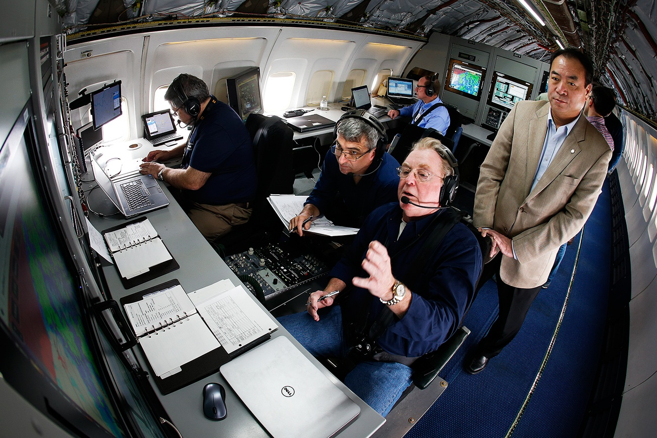 NASA is testing technology to help airlines fly more efficiently