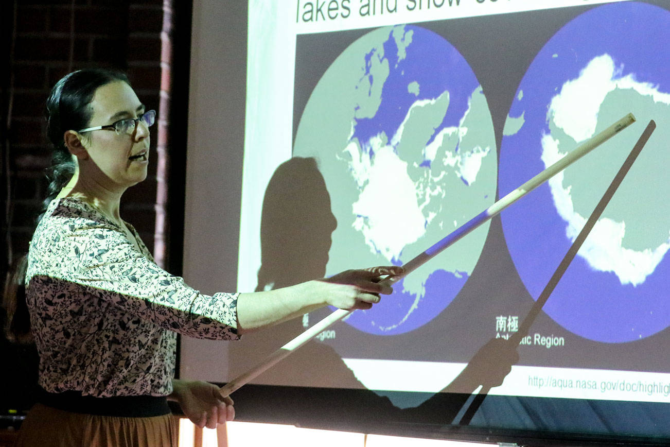 Everett's First Presbyterian hosts series studying climate change