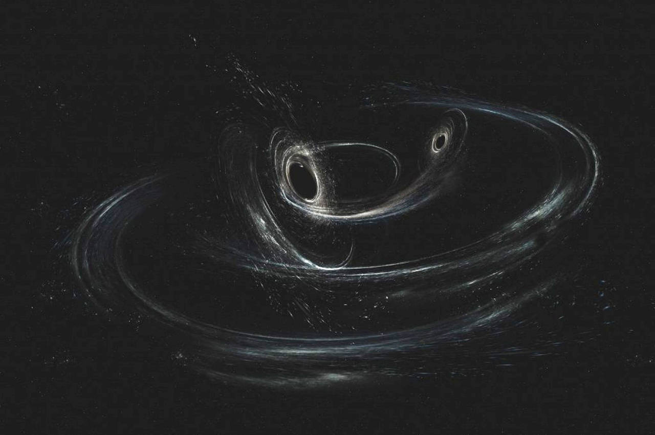 black holes detected - photo #40