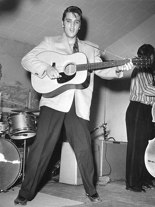 Even in the YouTube age, Elvis Presley is still the King | HeraldNet.com