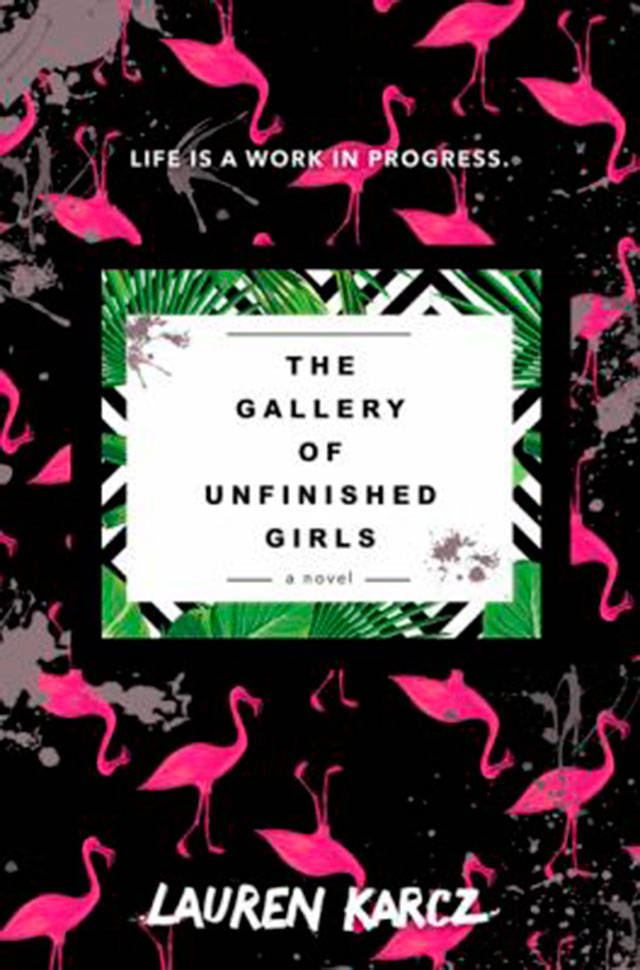 "Lauren Karcz's ""The Gallery of Unfinished Girls"" is about who we are and what we think we will become in the future."