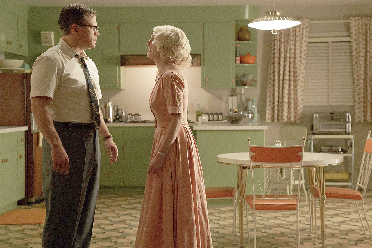 Image result for suburbicon