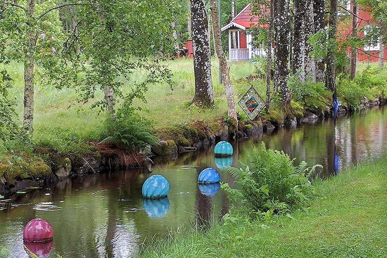Sweden's Glass Country sparkles like a hand-blown bauble