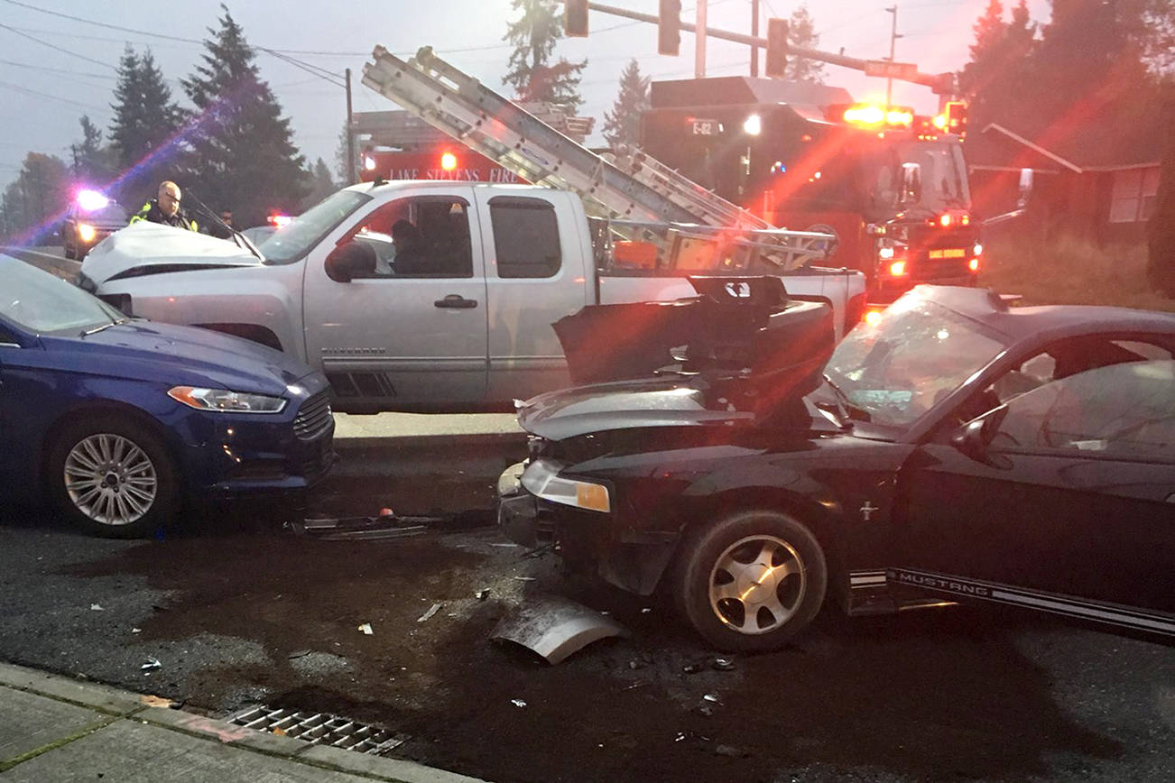 Meth might have played role in fatal Lake Stevens crash