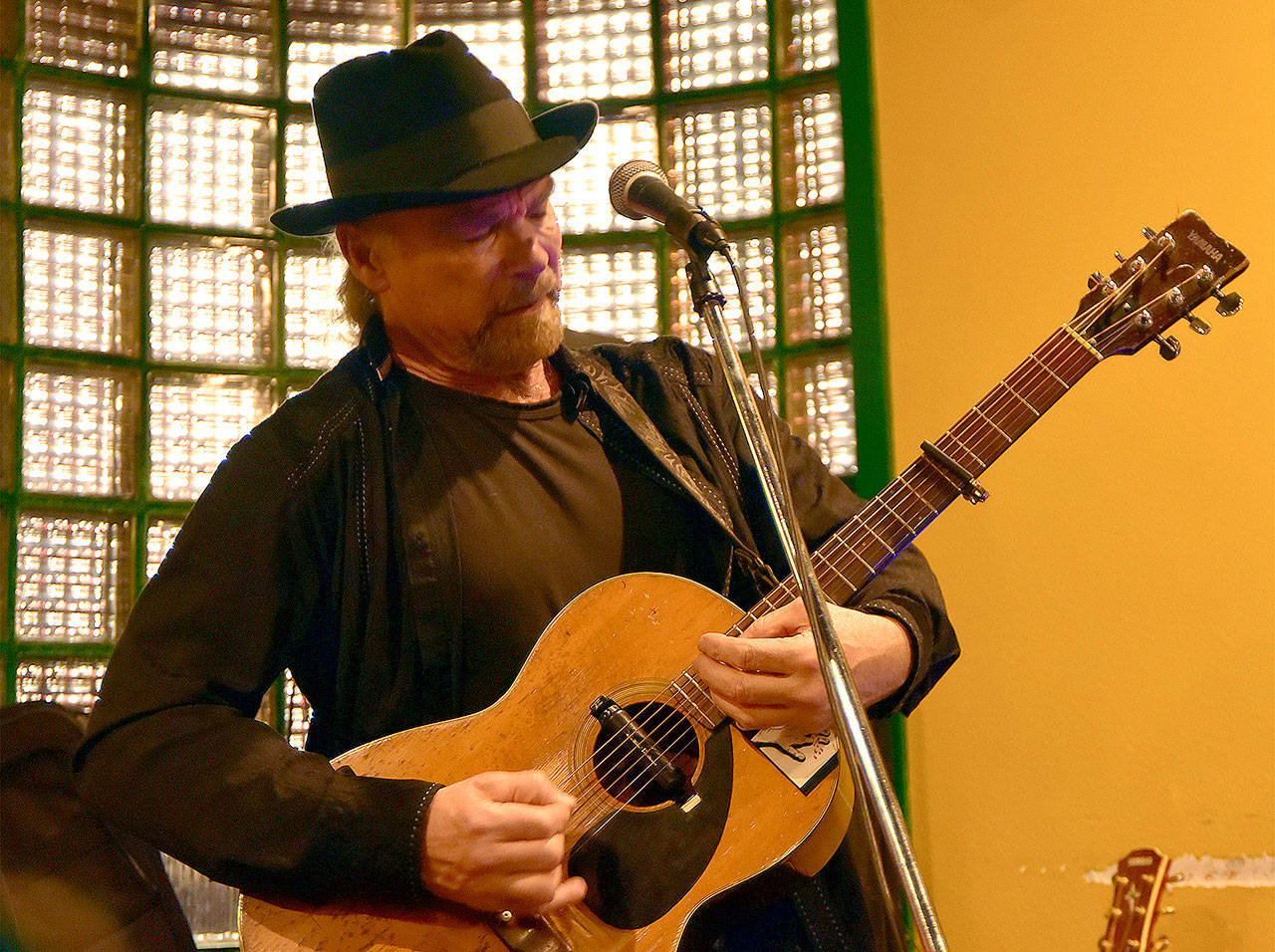 Nick Vigarino will play the Cross Border Blues concert Dec. 1 at Historic Everett Theatre.