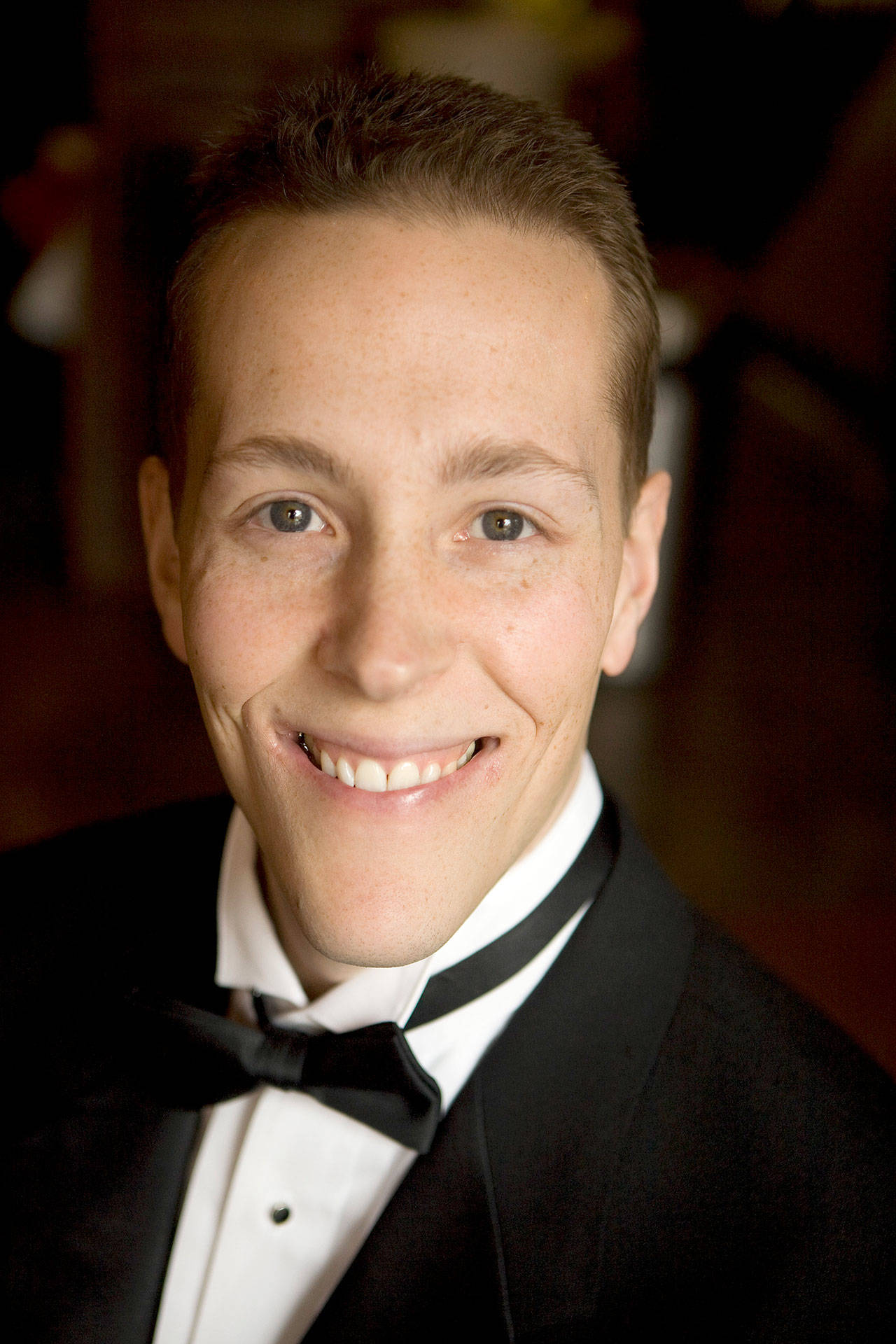 Baritone Ryan Bede is the soloist with the Everett Chorale during its Christmas concerts at 7 p.m. Dec. 2 and 3 p.m. Dec. 3.