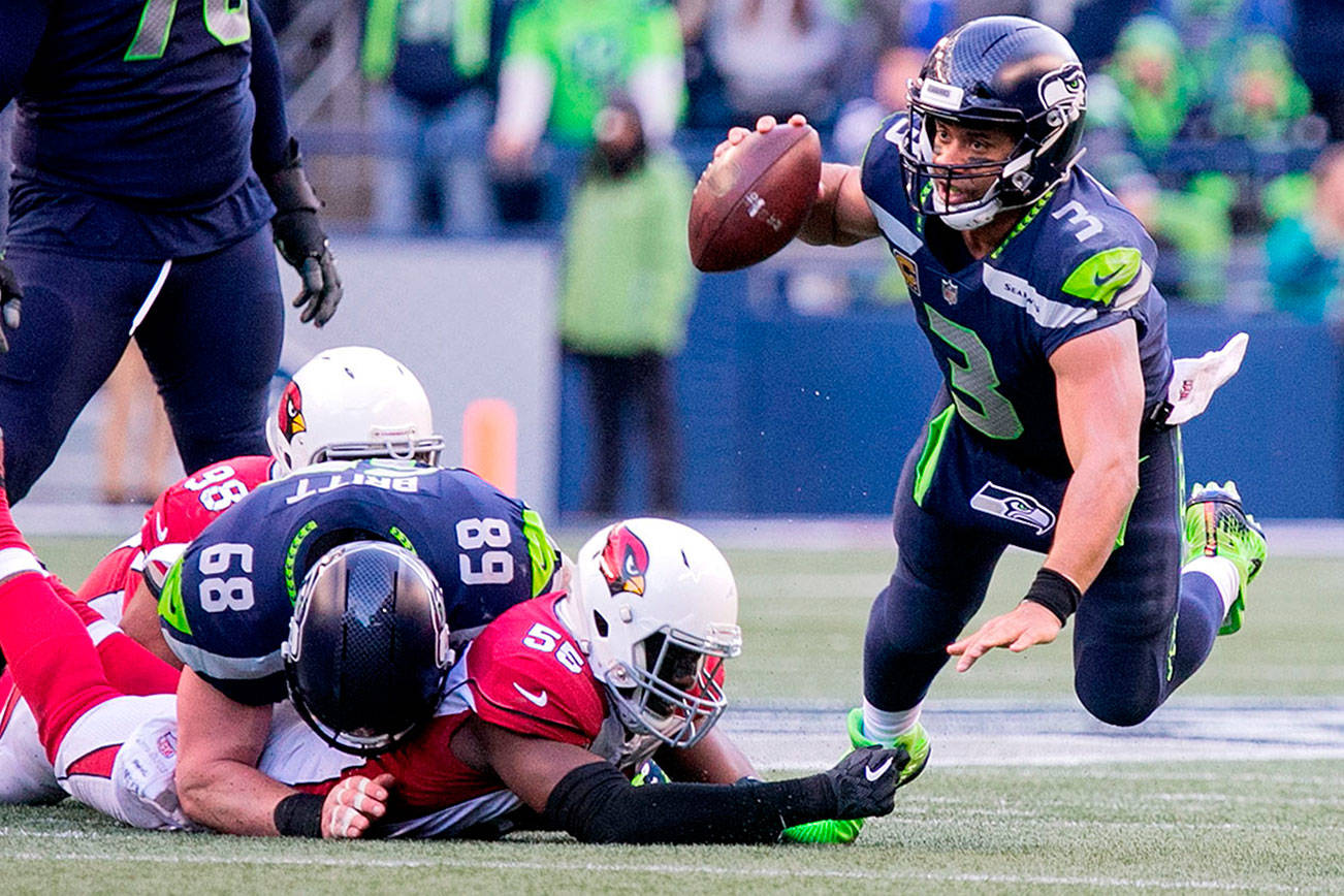 Another stumbling start for the Seahawks' offense