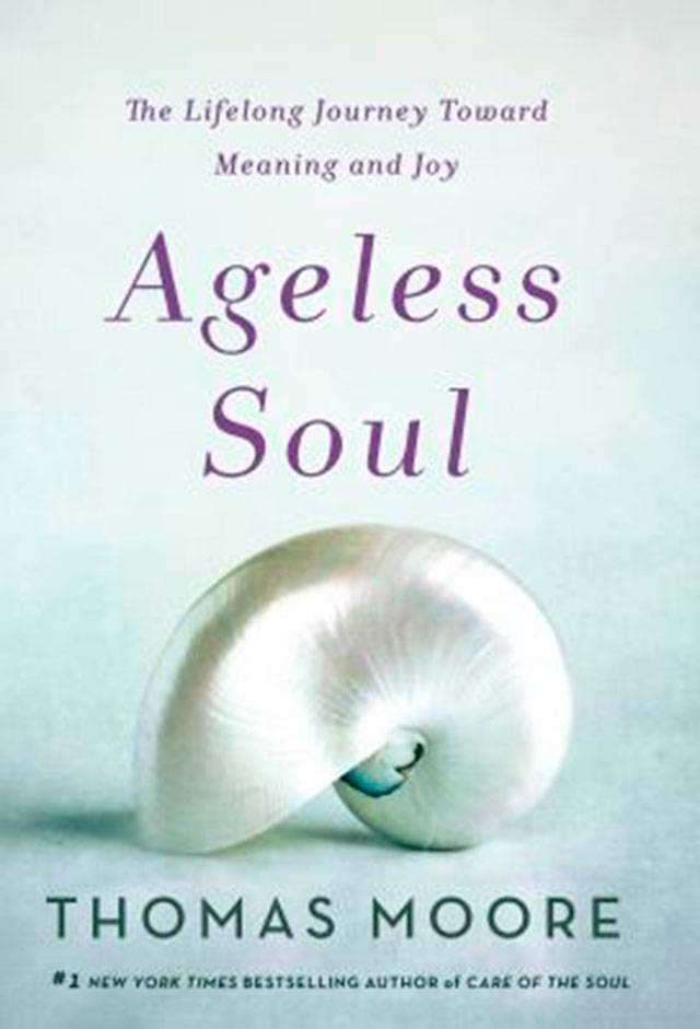 "Thomas Moore's latest book, ""Ageless Soul: The Lifelong Journey Toward Meaning and Joy,"" offers a more philosophical approach which some may find solace in reading."