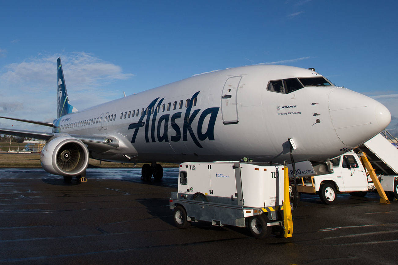 Alaska Airlines has selected destinations for new service from Paine Field. (Alaska Airlines)