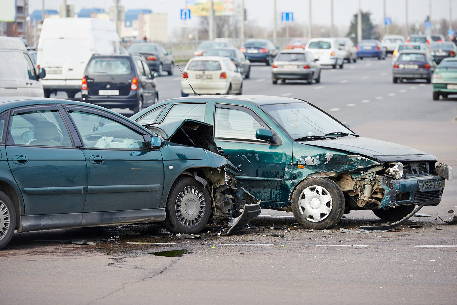 Do you know what to do in the event of a collision? MyTrafficMan shares 10 essential steps.