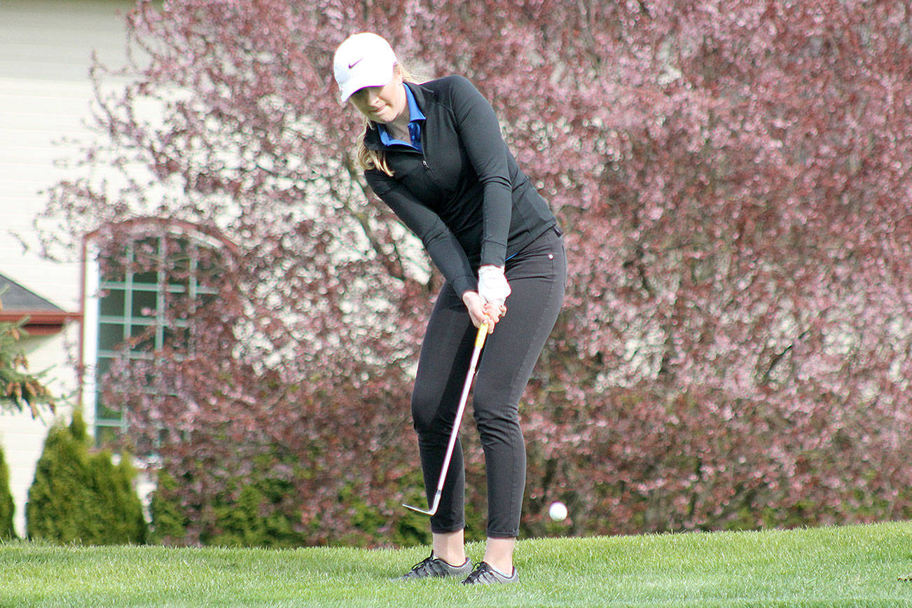 Prep golf preview: South Whidbey senior aiming at state title