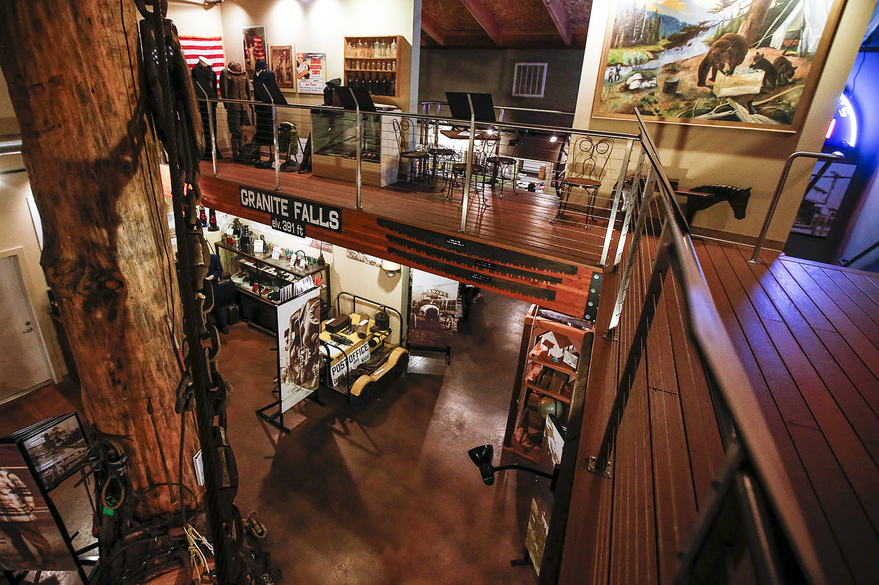 Thousands of artifacts and photographs found at the Granite Falls Historical Museum have been digitally archived by volunteers at the Granite Falls Historical Society. (Ian Terry / The Herald)