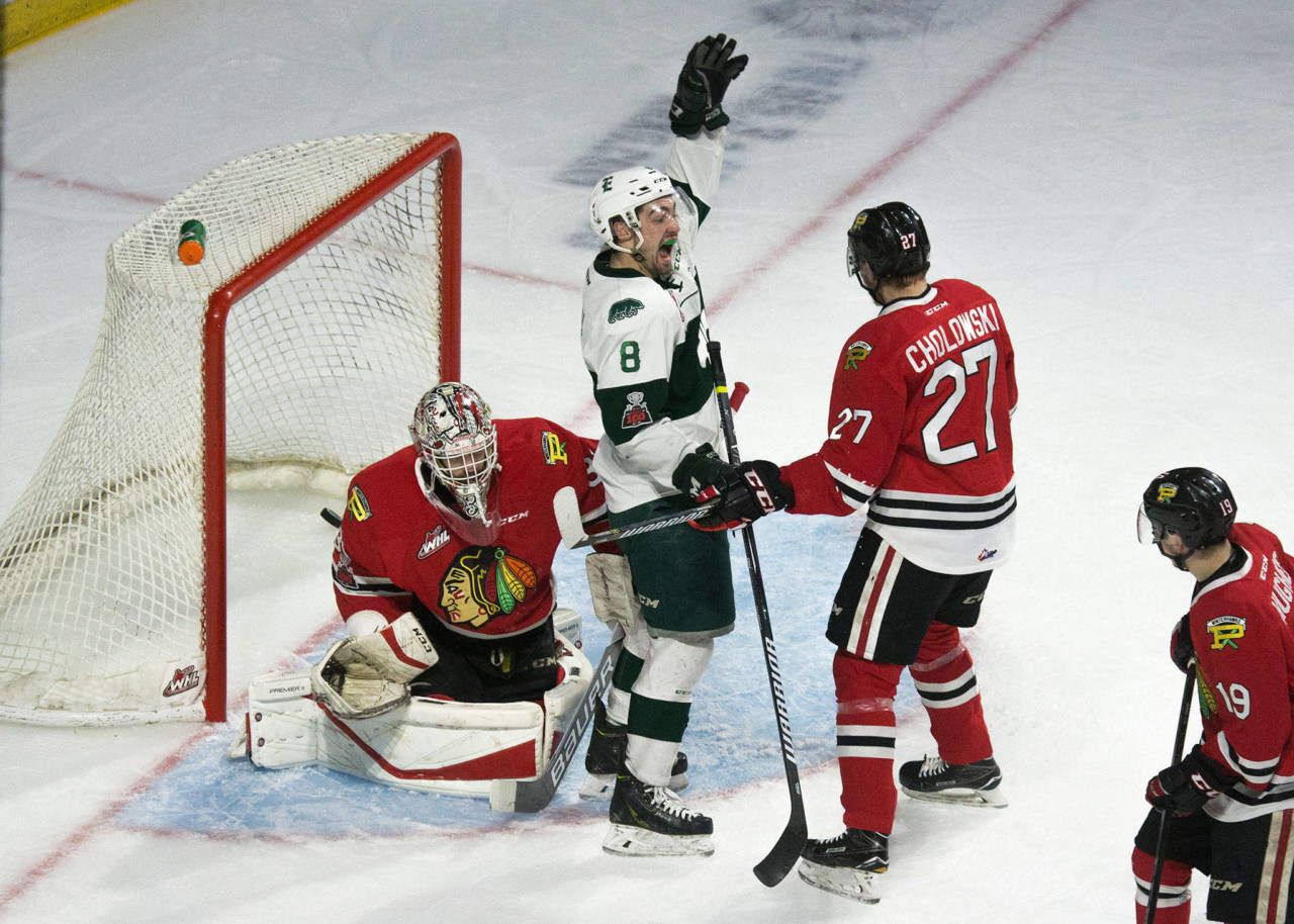 WHL: Silvertips Advance To Western Conference Finals