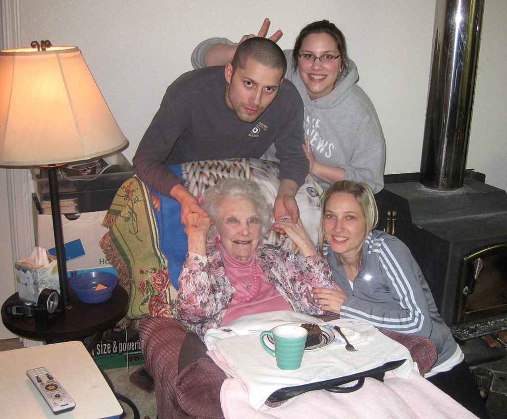 Alex Dold lived with his mother and grandmother, Ruby Virtue, near Echo Lake. His sisters, Vanessa and Jen Dold, often would visit to play board games and watch soccer on television.