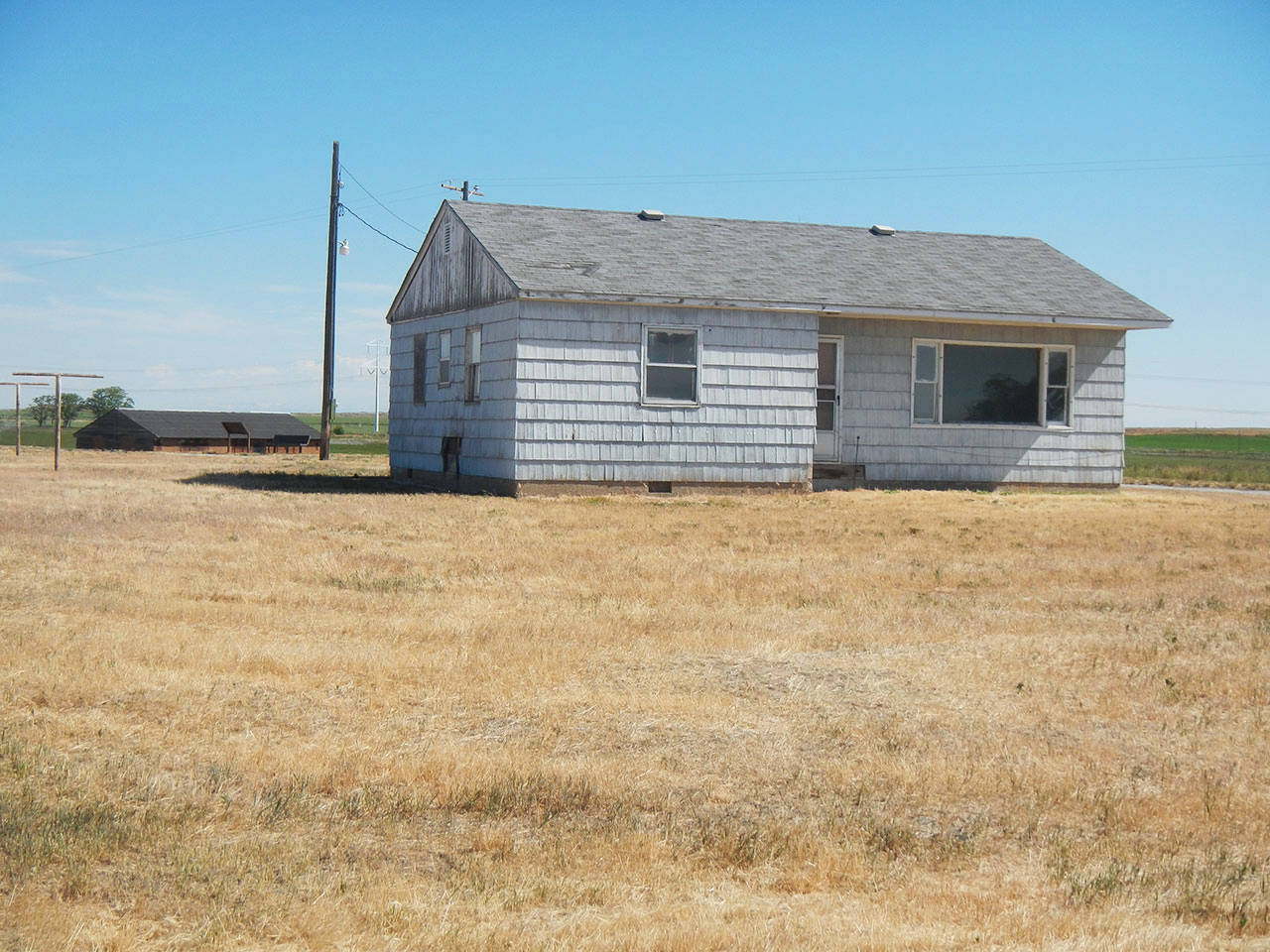 This is one of the few remaining structures built at an internment camp for Japanese Americans and people of Japanese ancestry during World War II in southern Idaho. (Glen Watanabe)