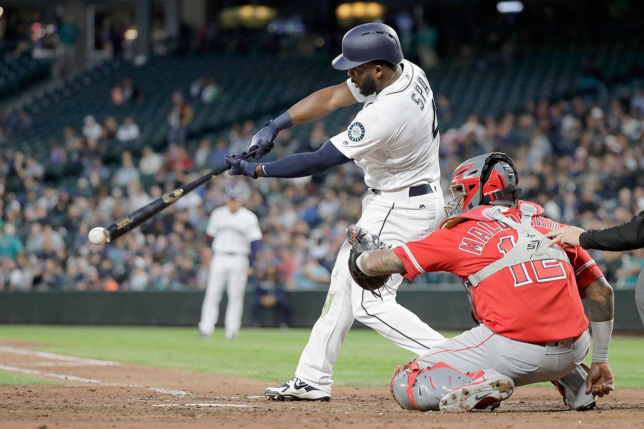 Span having impact on young Seattle outfielders