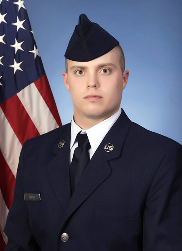 Lynnwood grad completes Air Force basic training | HeraldNet com