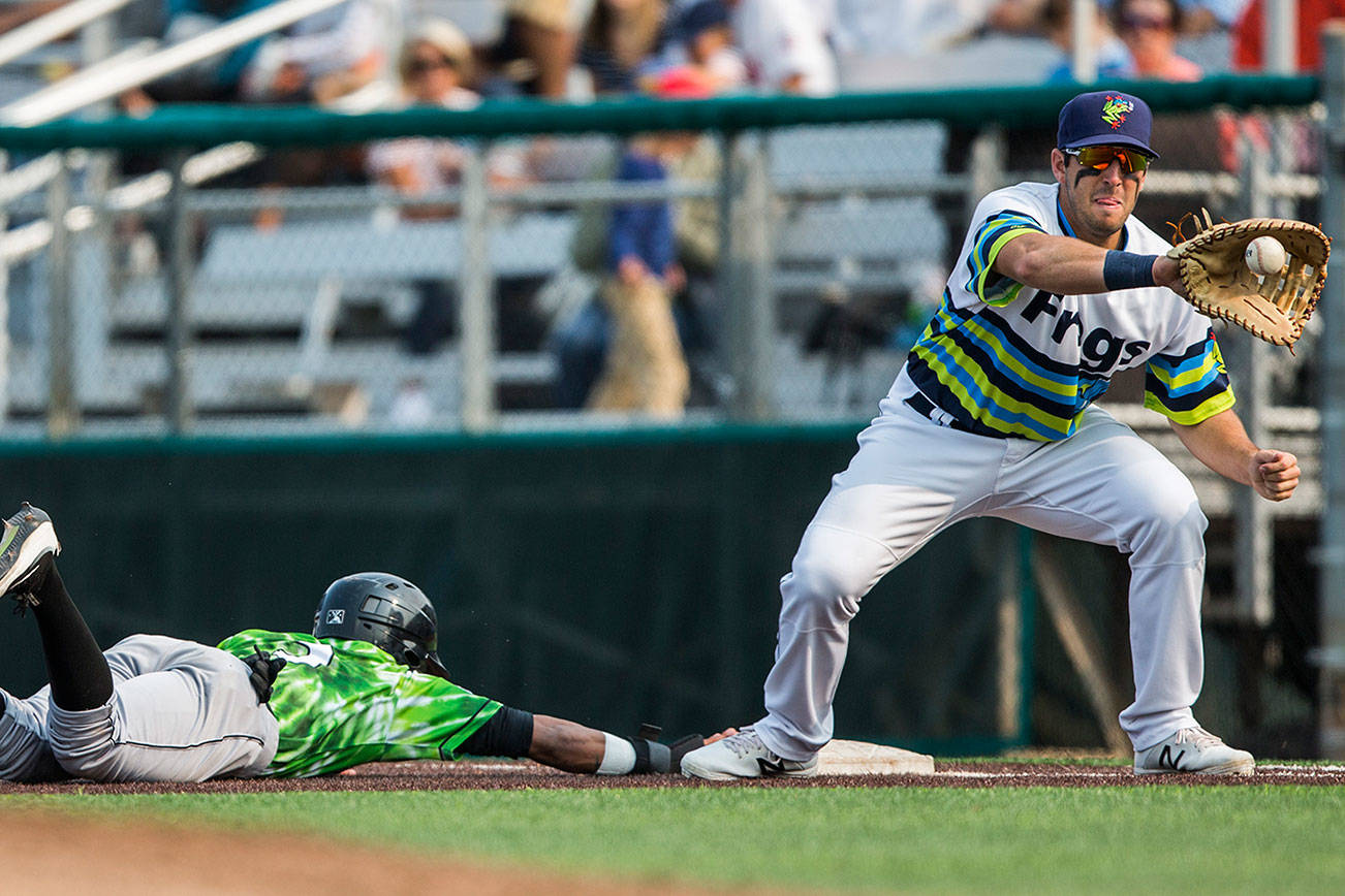 Cano's rehab in Everett ends early; AquaSox lose to Eugene