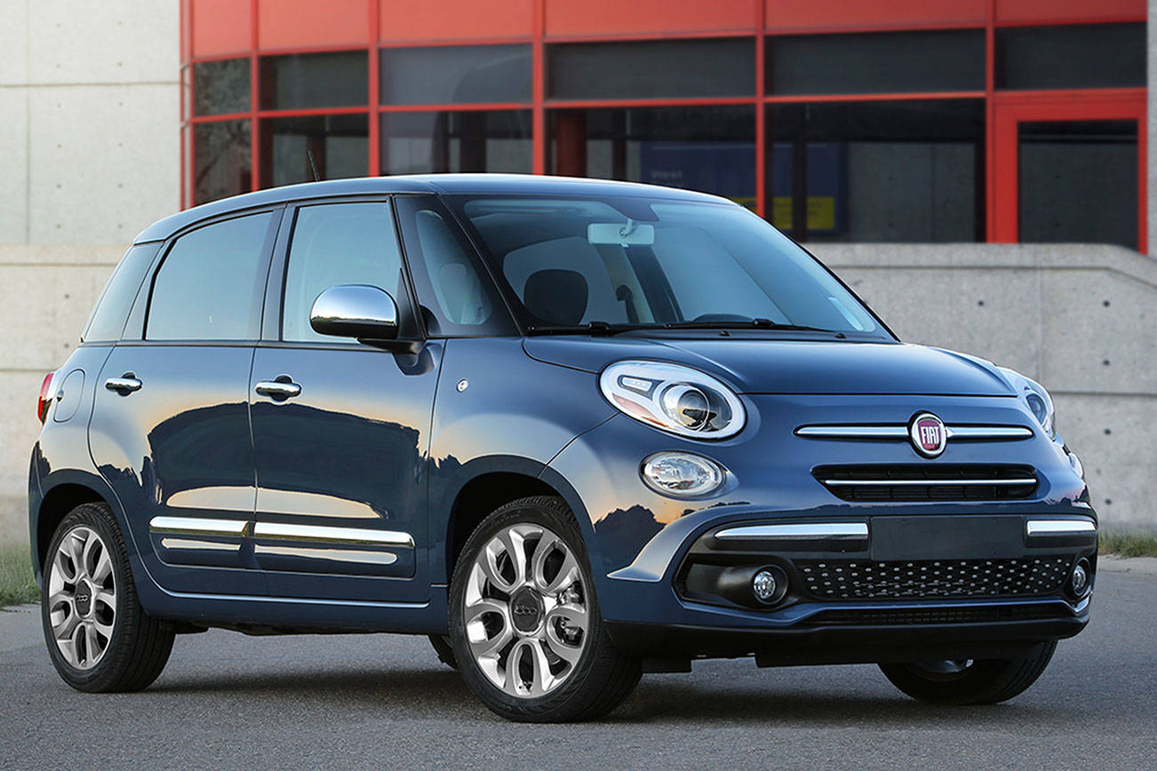 Attractive pricing, new features call attention to Fiat 500L