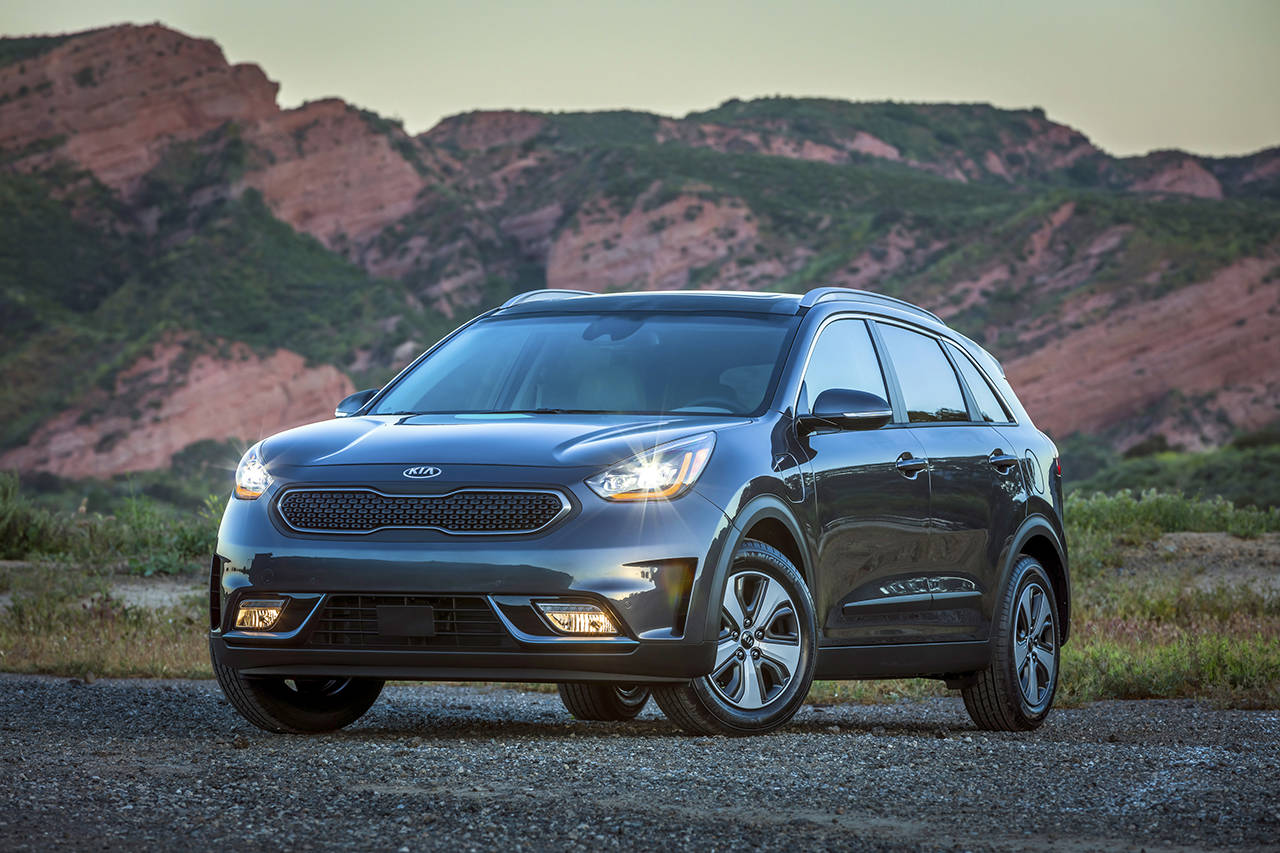 Kia Niro Plug In Hybrid Gives Eco Oriented Performance