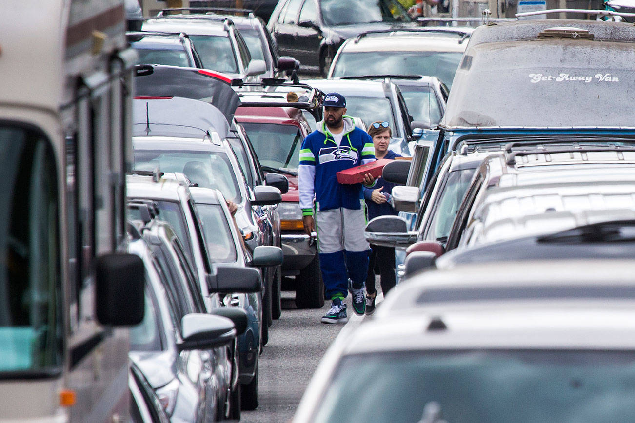 Have a look at the unspecific long-range Edmonds ferry plan