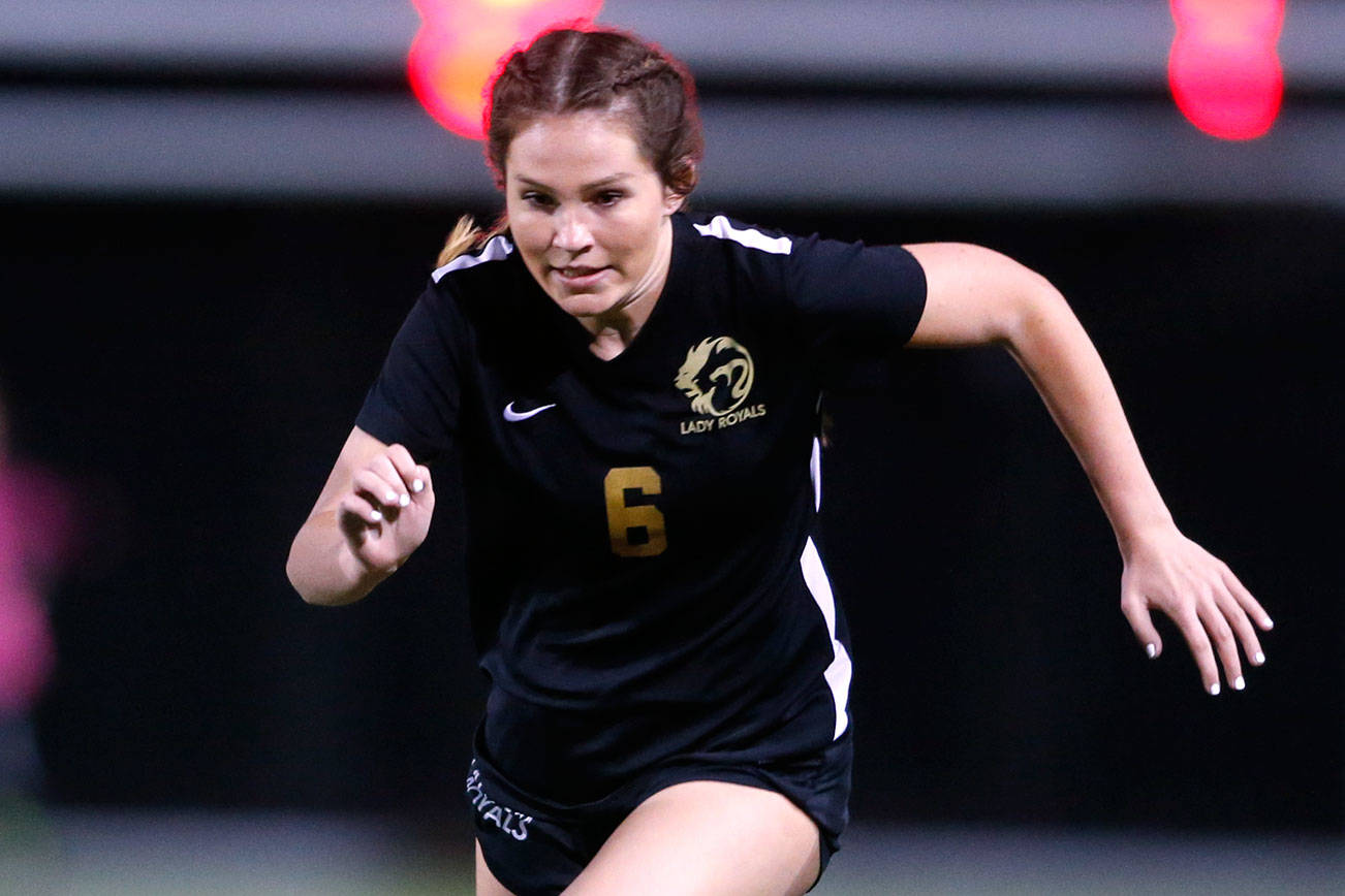 Prep Q&A with Lynnwood girls soccer player Madison Hinkel