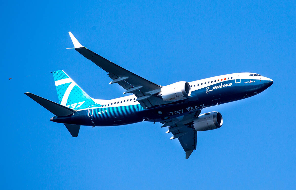 Boeing's 737 MAX 7 takes center stage in 2018