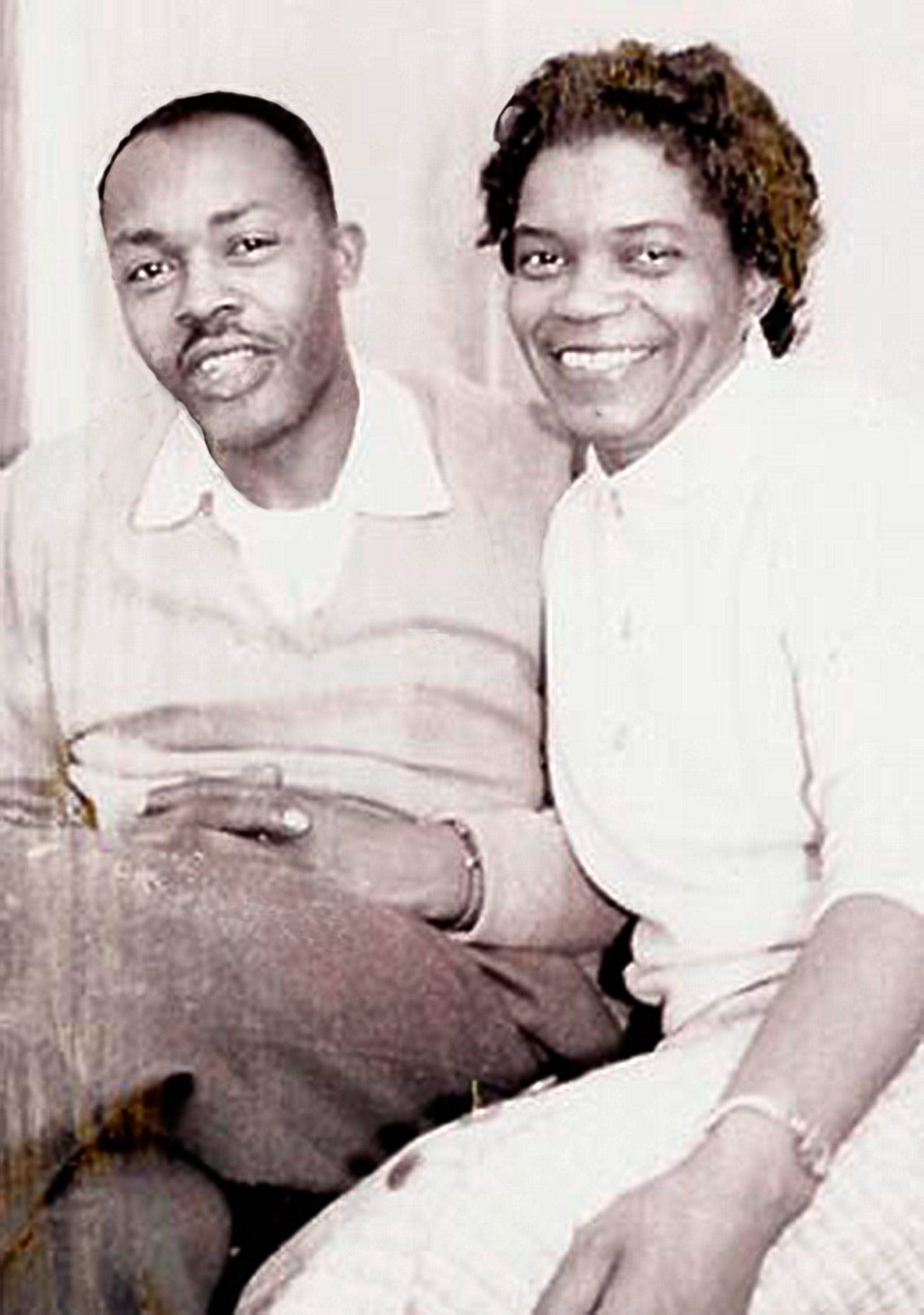 Carl Gipson and his wife Jodie encountered discrimination during their early years in Everett. Carl went on to serve nearly 25 years on the Everett City Council. (Courtesy Live in Everett)