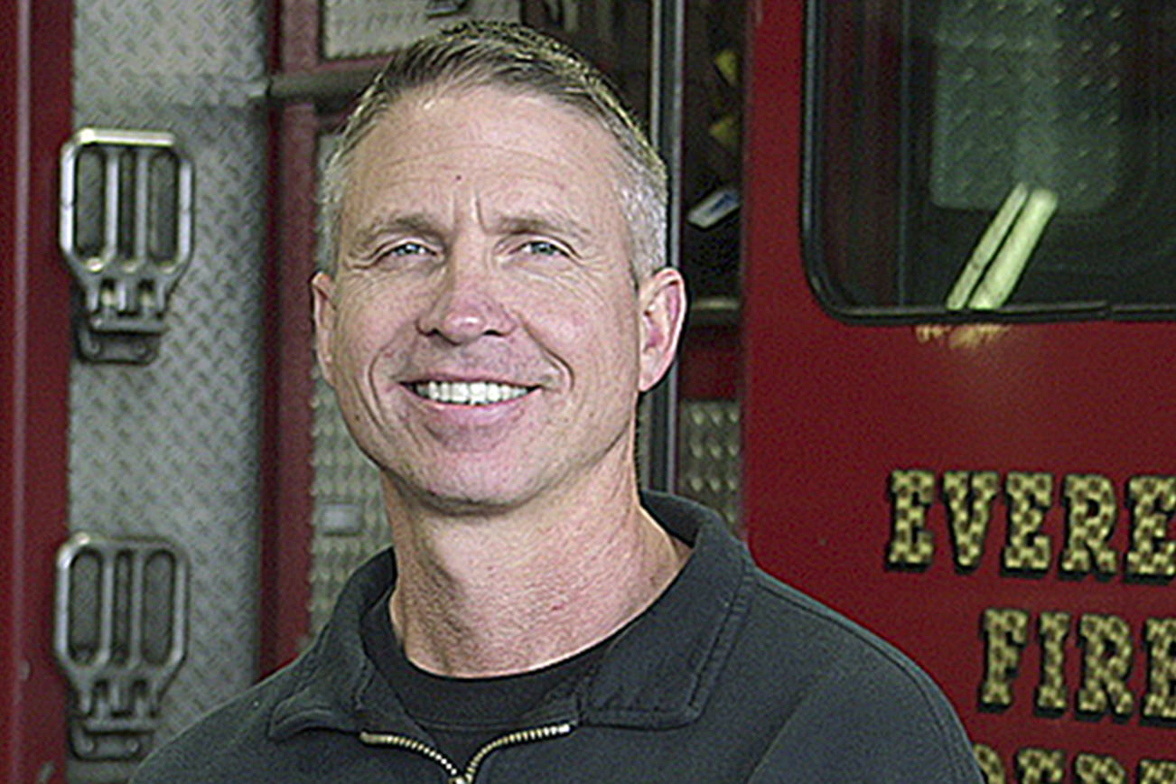Everett firefighter paid $224K over discrimination claims