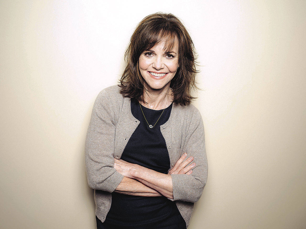 Sally Field was famous first on TV and then won Oscars. (Photo by Casey Curry/Invision)
