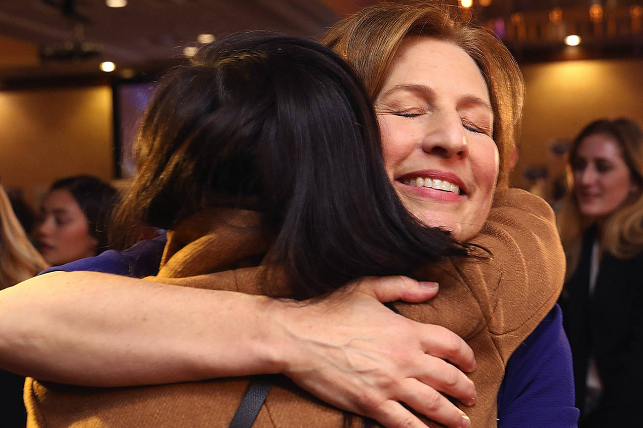 Kim Schrier wins Washington's 8th District House race