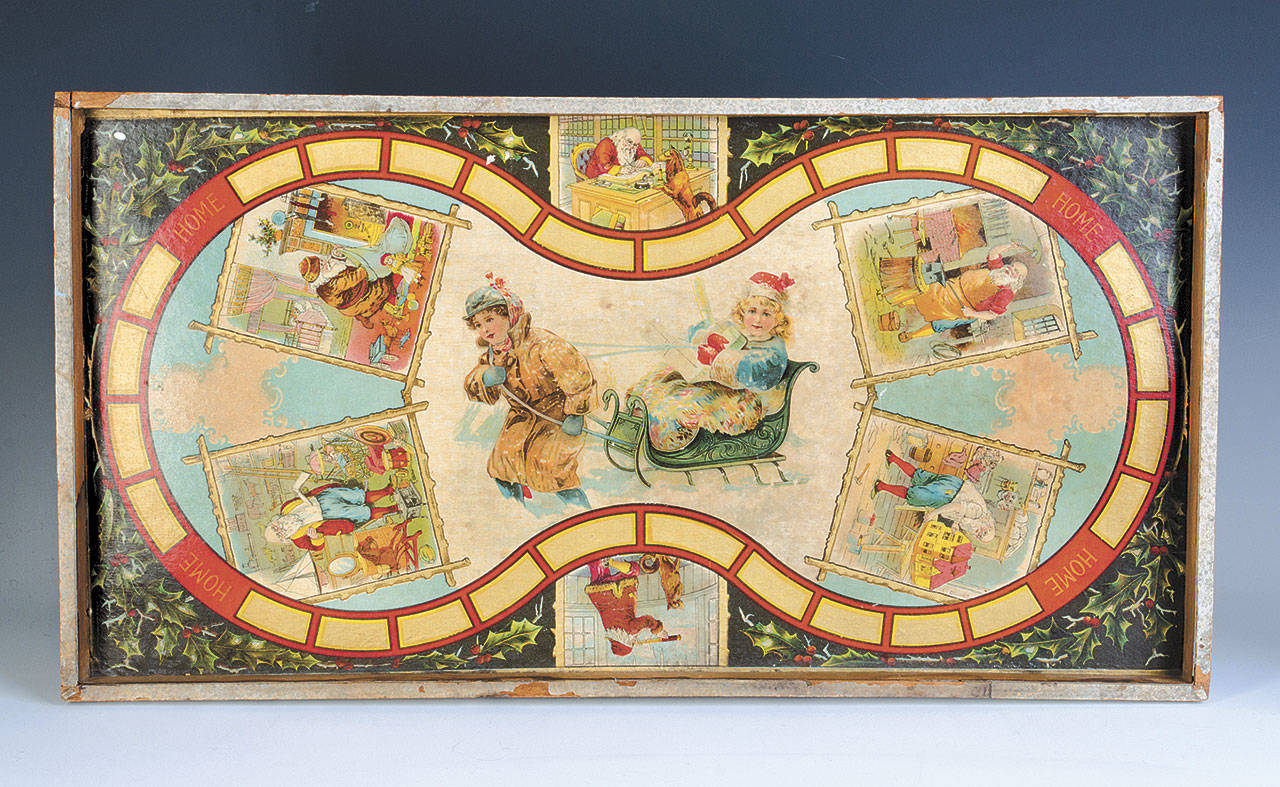 Christmas Toys From Victorian Times Make For Great Decor Heraldnet Com