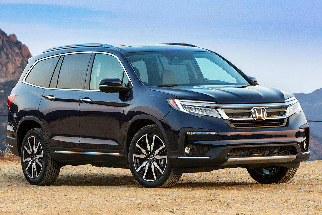 Honda Pilot SUV gets several welcome upgrades for 2019