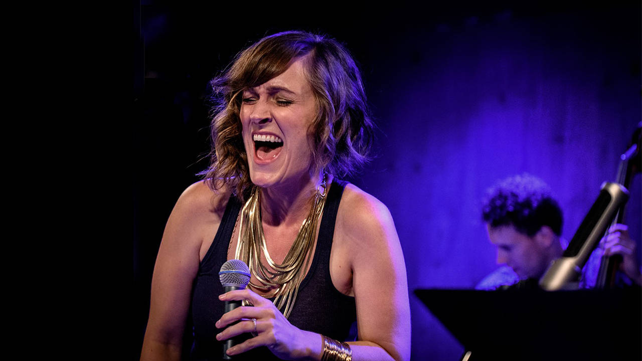 Sara Gazarek, the new artistic director of the DeMiero Jazz Fest, will perform at concerts Friday and Saturday at the Edmonds Center for the Arts. (Barb Hauser New)