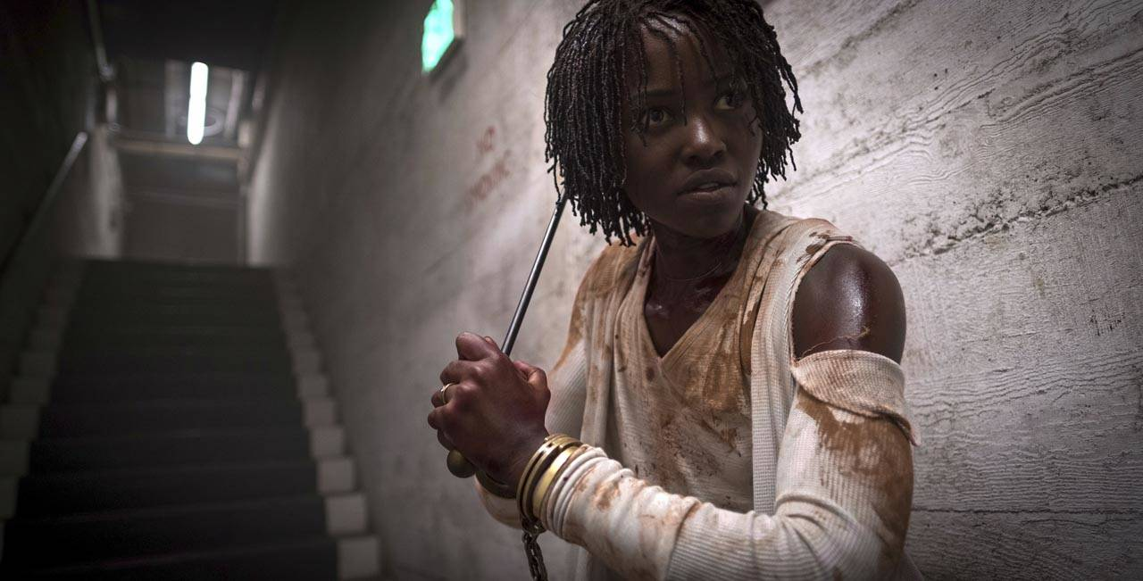 """Lupita Nyong'o's strong performance anchors """"Us,"""" written, produced and directed by Jordan Peele. (Universal Pictures)"""
