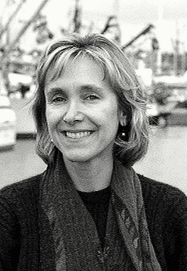 "Angela Day is the author of ""Red Light to Starboard,"" about the Exxon Valdez oil spill. (Courtesy Angela Day)"