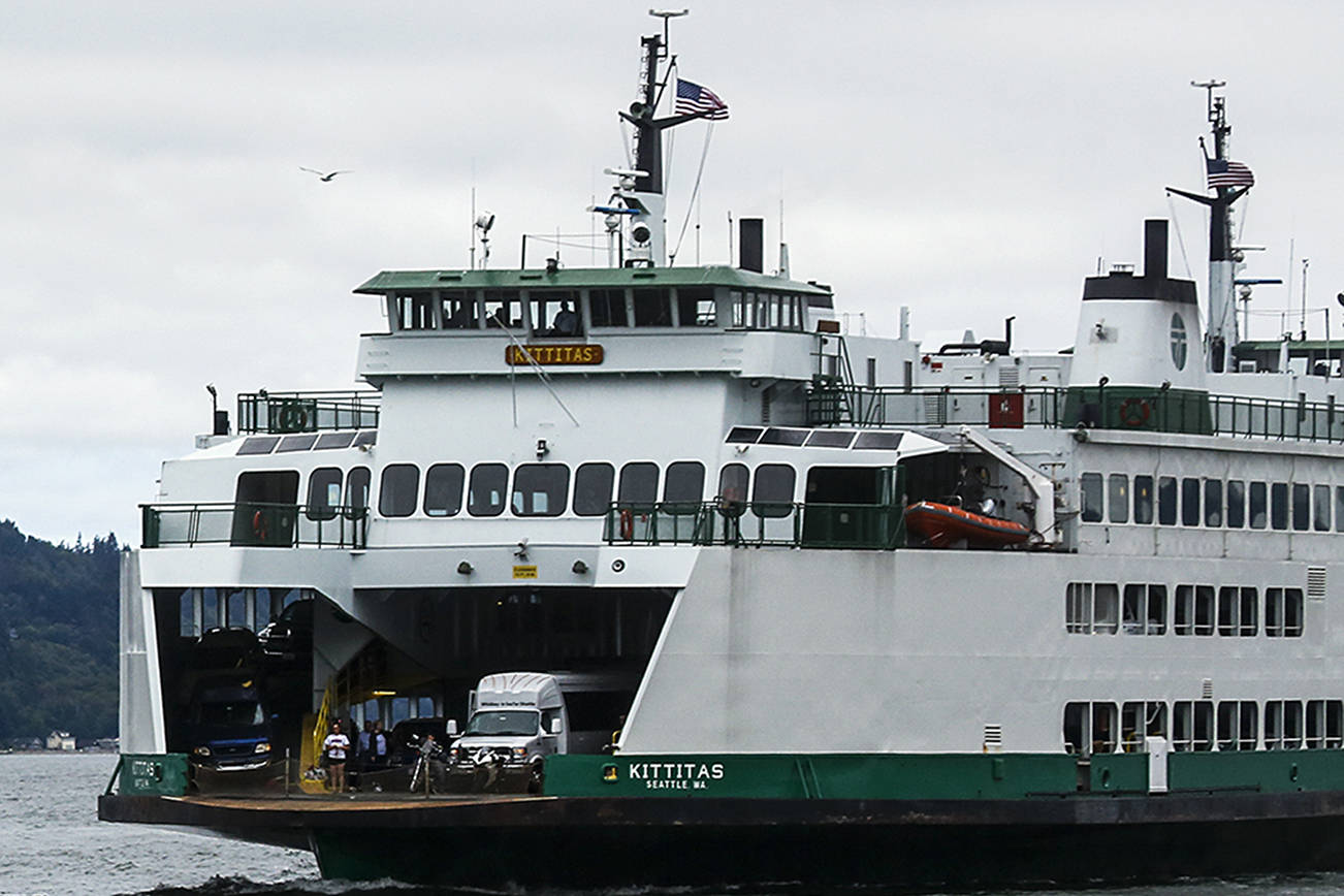 Higher fares sought to cover $143 million for hybrid ferries