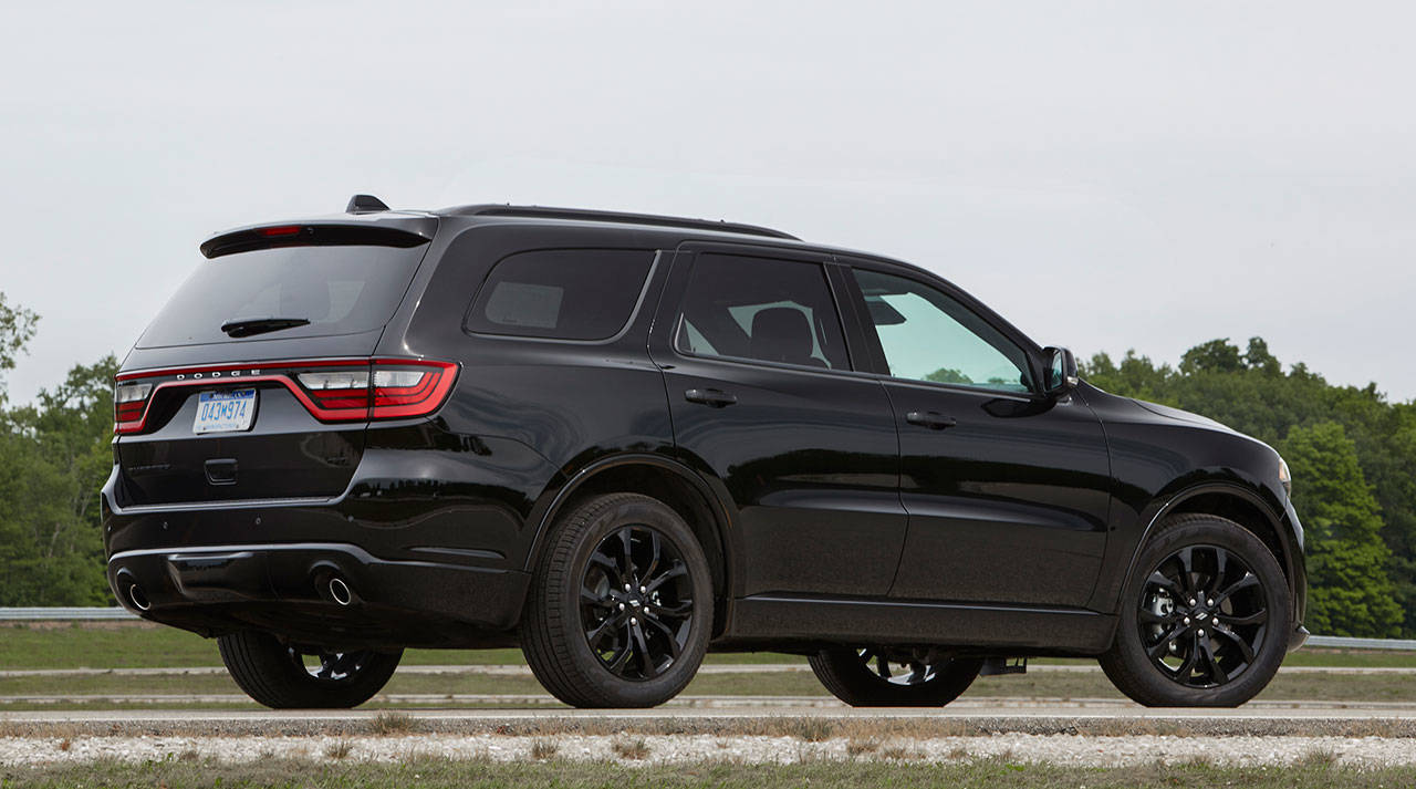 2019 Dodge Durango Is Packed With Power And Towing Ability Heraldnet Com