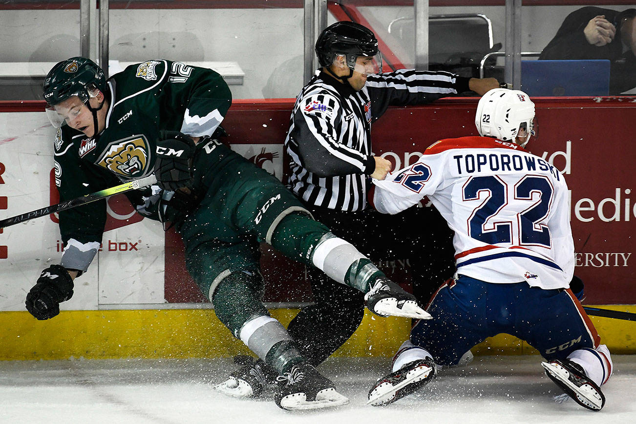 Silvertips drawing confidence from historical comebacks