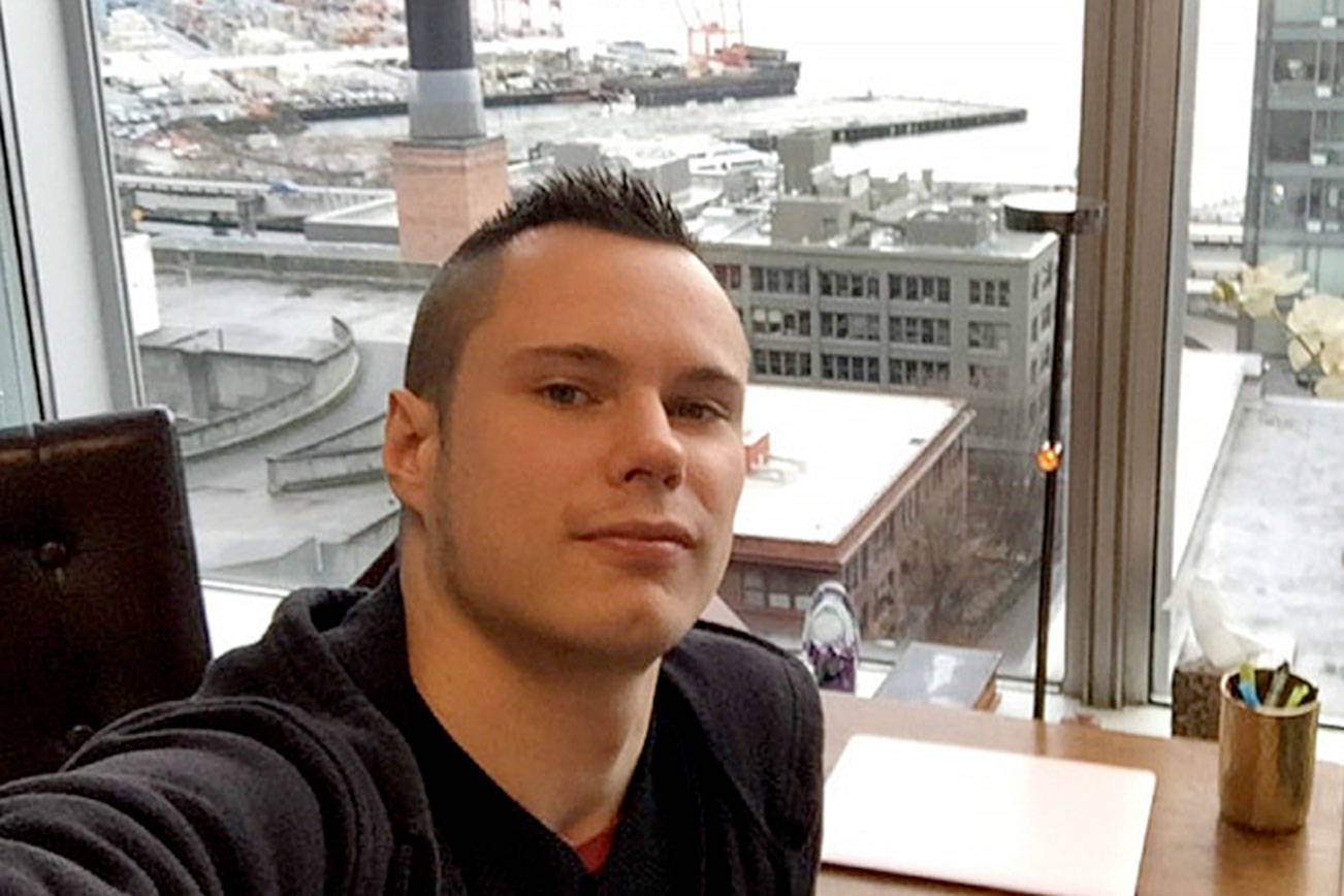 "Colton Harris-Moore, known as the ""Barefoot Bandit,"" as seen on a GoFundMe page where he sought to raise $125,000 for flight training. (GoFundMe)"