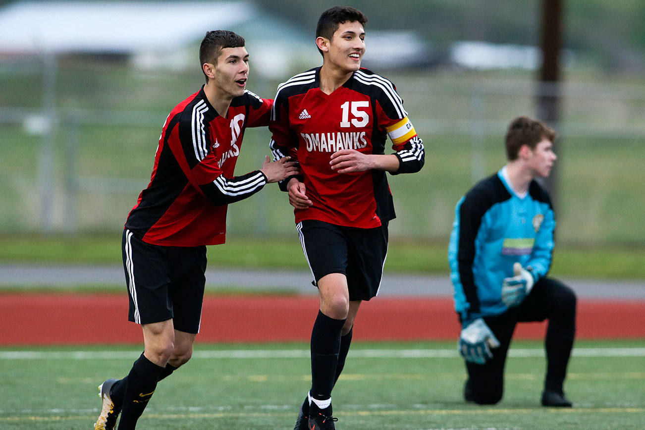 MP boys soccer clinches 2nd straight Wesco 3A/2A crown