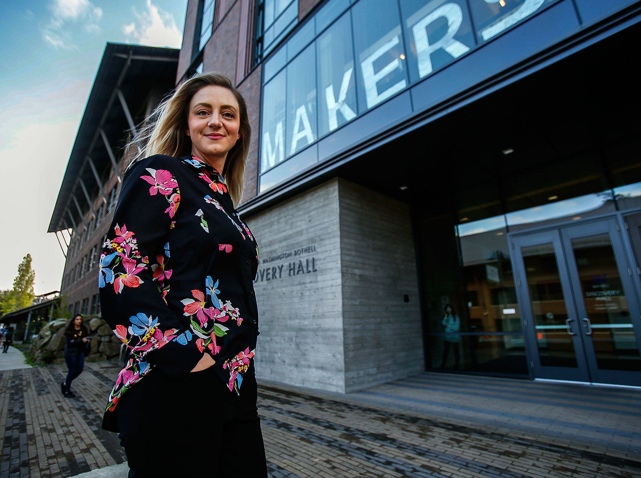 "<a href=""https://www.heraldnet.com/news/the-streets-to-law-school-uw-bothell-grad-one-of-husky-100/"" target=""_blank"">Crystal Nelson</a> is a UW Bothell grad who'll soon attend Seattle University School of Law. A recovering addict, she dropped out of school after eighth grade and spent 17 years on the streets. (Dan Bates / The Herald)"