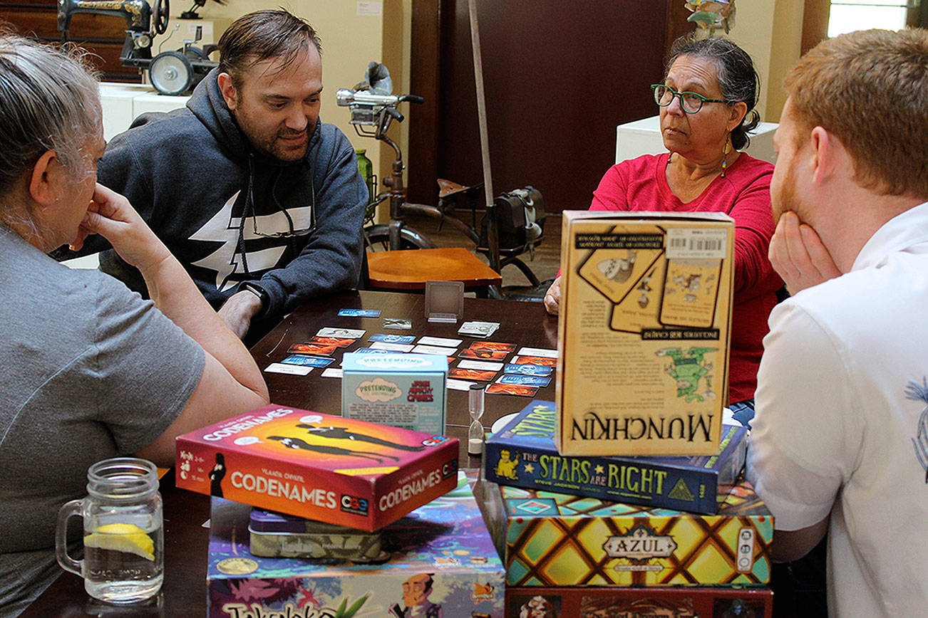 Club for board game 'nerds' of all ages forms in South Whidbey