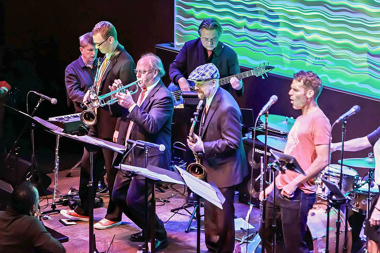 Nearly Dan, a Steely Dan tribute band, will perform July 13 at the Historic Everett Theatre. (Nearly Dan)