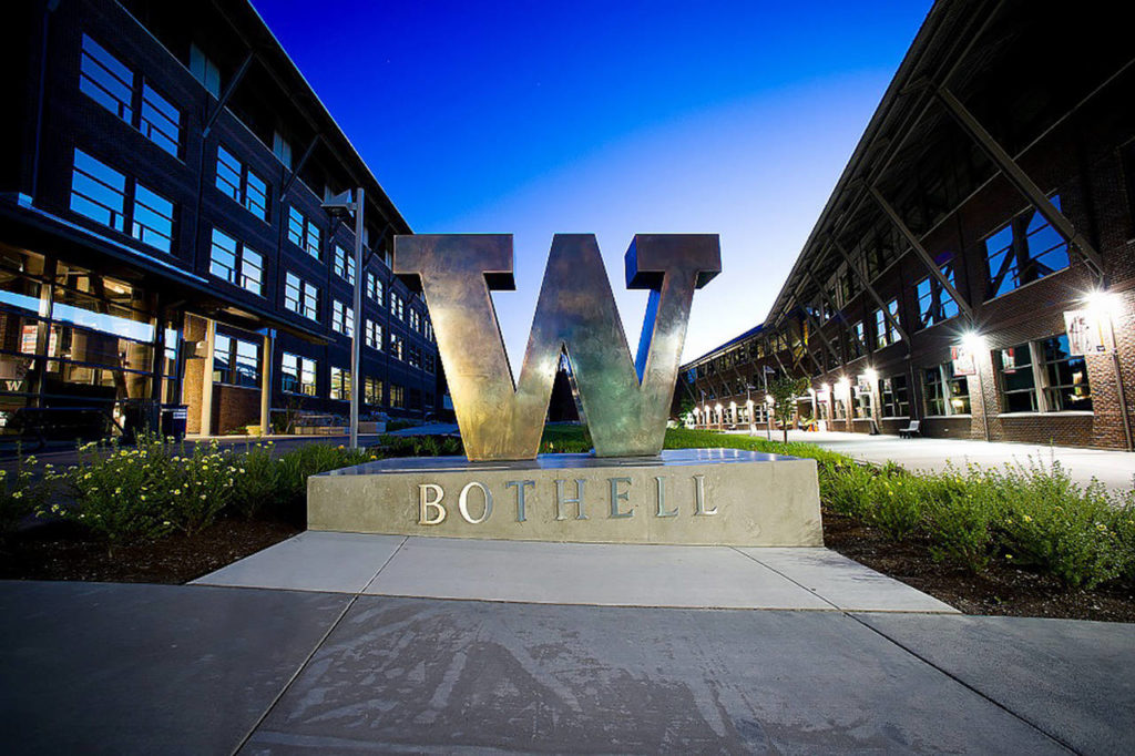 A new study lists UW Bothell as one of the most worthwhile universities. (University of Washington Bothell)