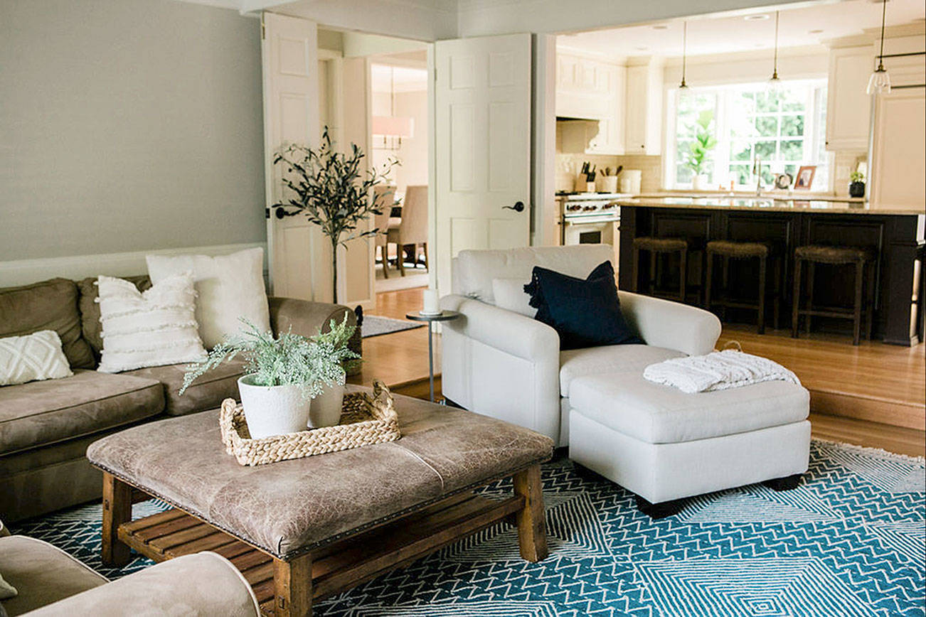 Want a home that's a joy to live in? Keep it (elegantly) simple