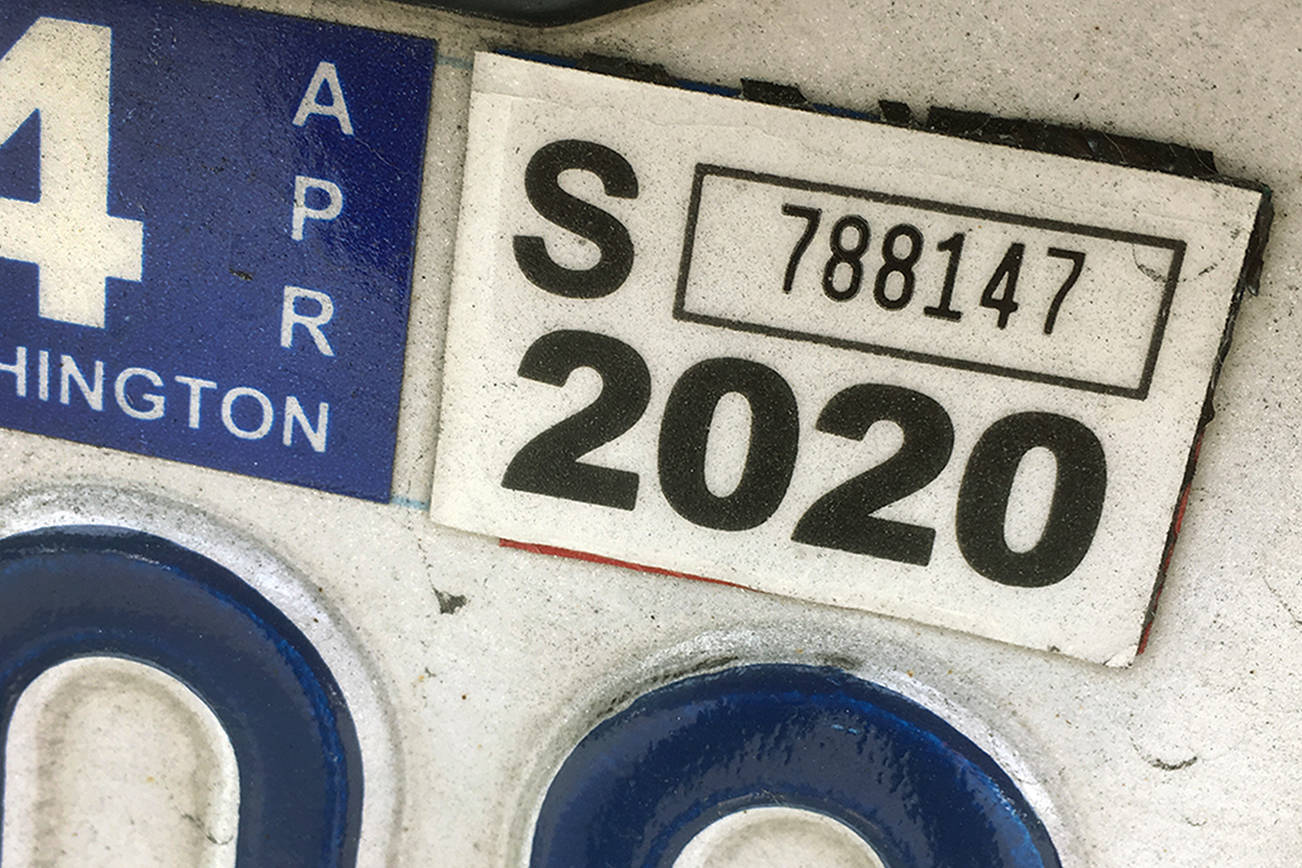 Another big ballot battle is brewing on the cost of car tabs